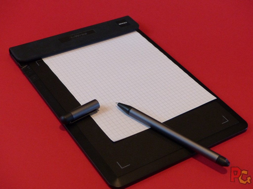 Tablette RoWrite - feuille libre