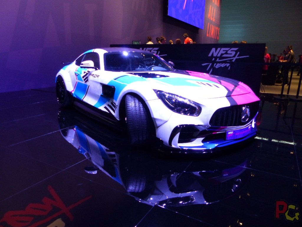 GC2019 jeux divers - NFS Heat