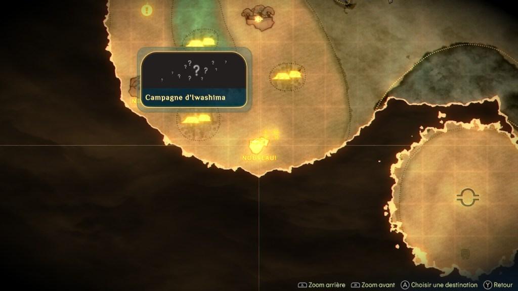 Spiritfarer - carte
