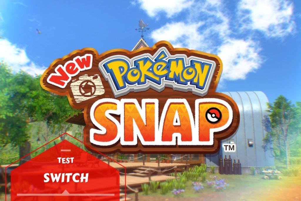 Bannière New Pokémon Snap