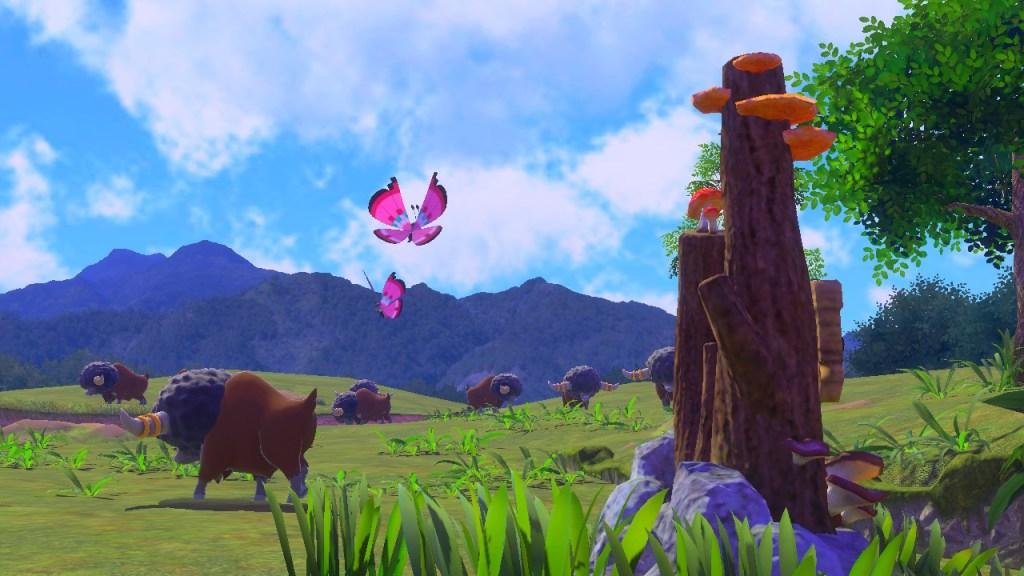 New Pokemon Snap - premier parcours