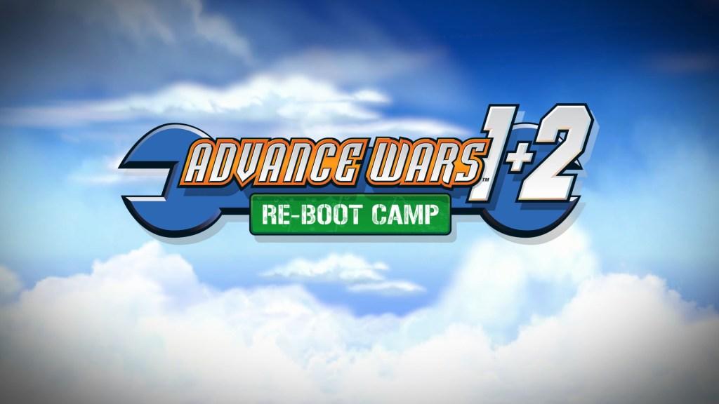 AdvanceWars1_2 titre