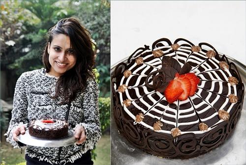 Cake deco demo