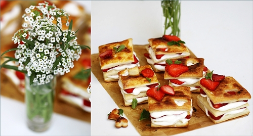 Strawberry-Whipped-Lemon-Curd-Napoleans3 Baking| Strawberry & Whipped Lemon Curd Napoleans ... ♥Happy V Day♥