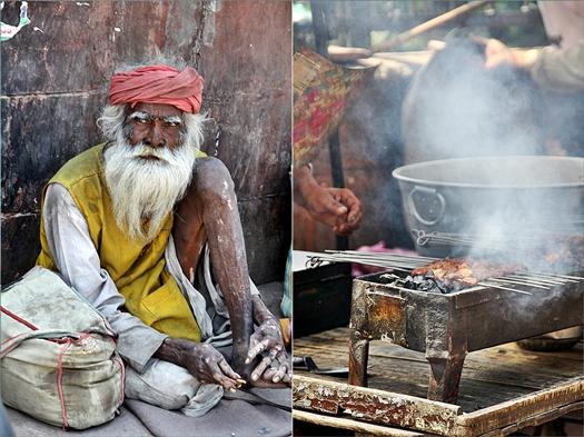 North India, Old Delhi