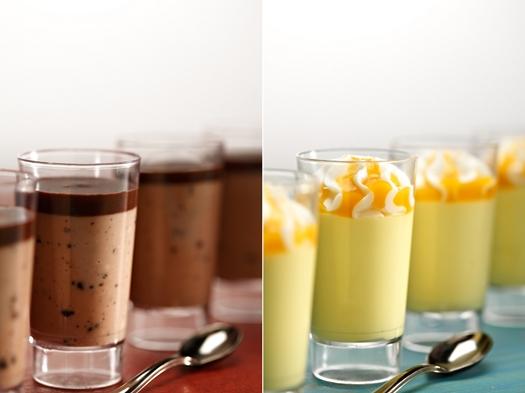 CCD Dessert Shots