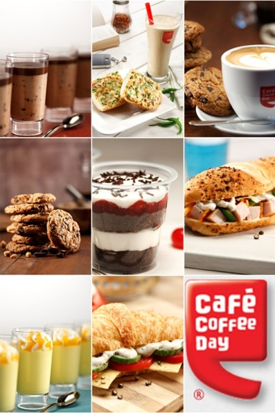 Feature  Cafe Coffee Day … delicious days are here again!