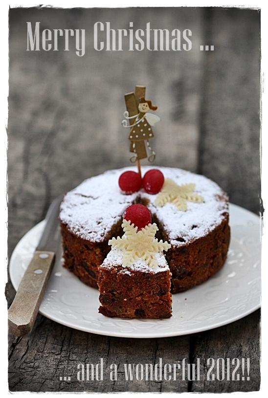 Baking| Peace & Joy this Christmas  … and Garam Masala Fruit Cake