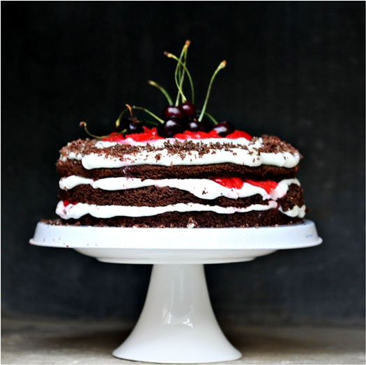 Black Forest Cake Ideas