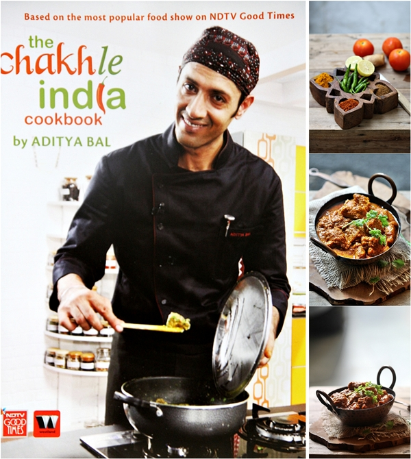 The Chakle India Cookbook