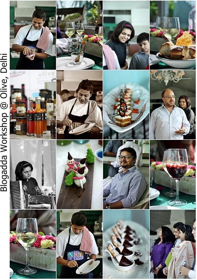 Blogadda Workshop @ Olive, 22Sep 2012, Olive Bar & Kitchen, Mehrauli, Delhi