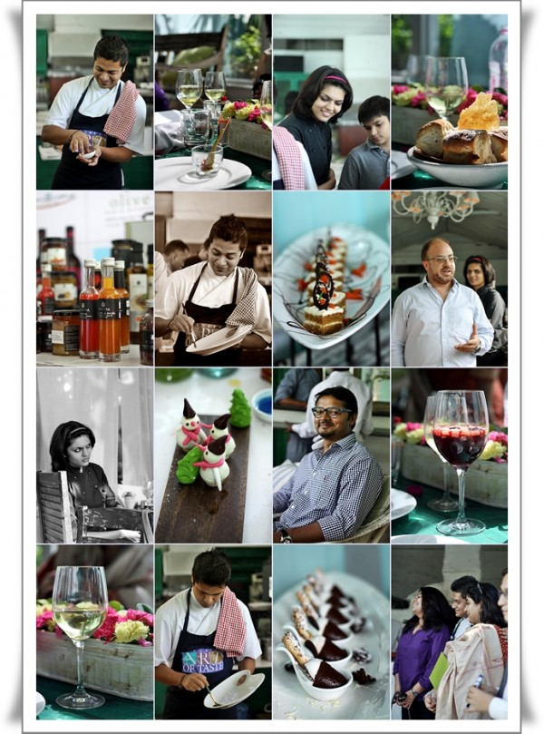 Blog Event | BlogAdda Food Workshop with Chef Saby & his team at Olive Qutub, with Juberfam & Mittal