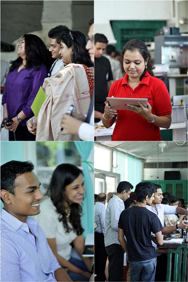 Blogadda Workshop @ Olive, Delhi