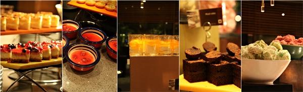 Café G, Crowne Plaza, Gurgaon