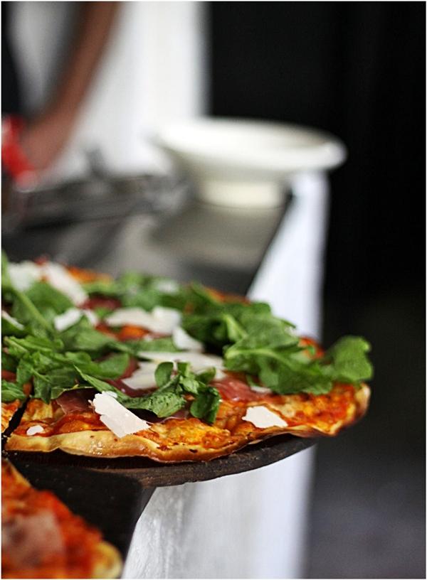 Pizza, Olive Bar & Kitchen, Mehrauli, Delhi