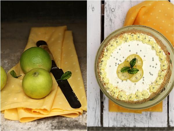 Baking   Lime 'n Lemon Quark Cream Cake … the Philips AirFryer that bakes too!