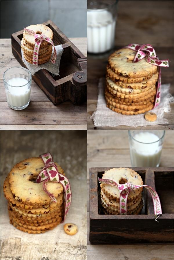 Pistachio & Craisin Cookies 1