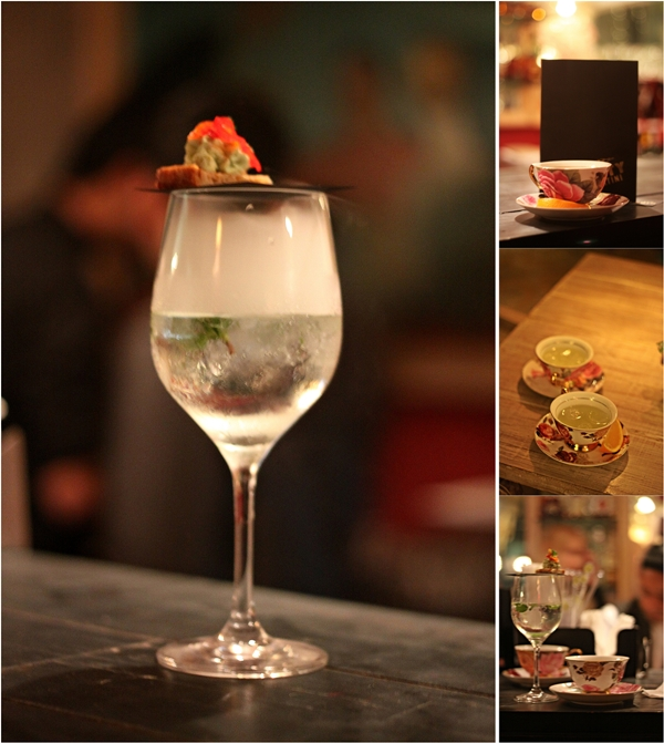 Dirty Martini, Olive Bar & Kitchen, New Delhi