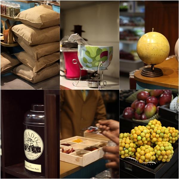 Foodhall @ DLF Promenade, New Delhi