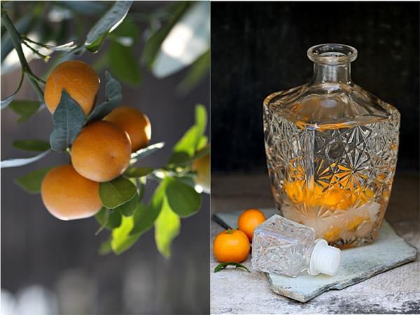 Kumquat Liqueur