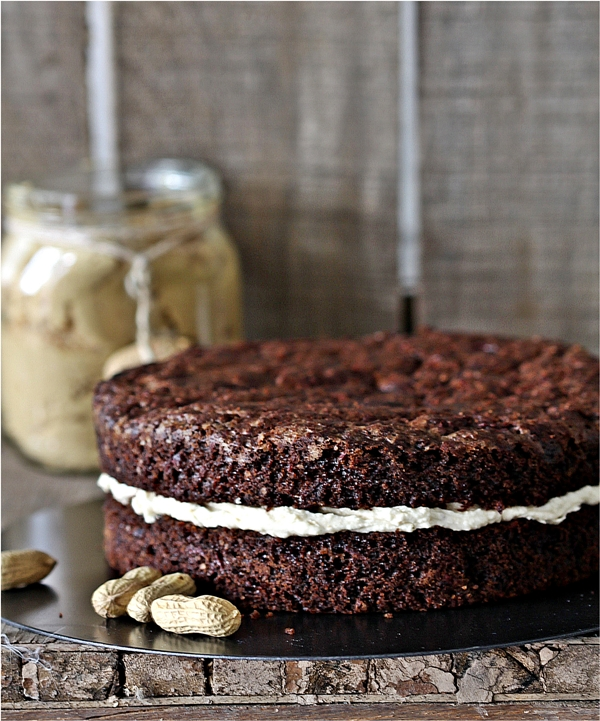 Beetroot Cake With Cream Cheese Frosting