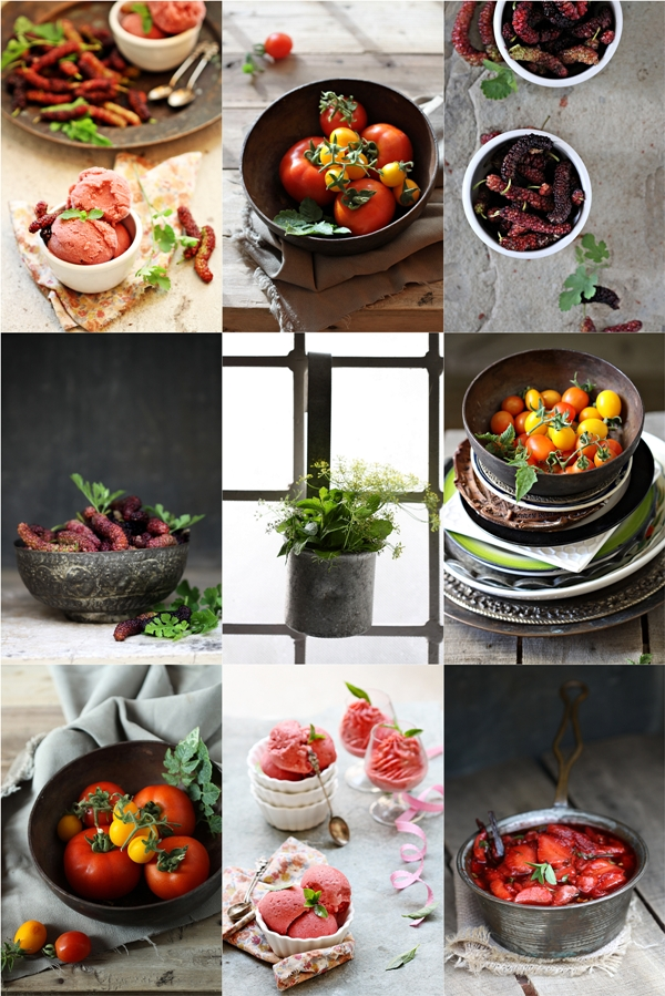 Learning food photography...