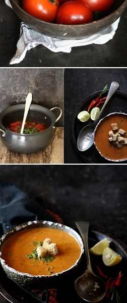 Cooking | Mushrooms and Onion Scapes Soup … cooking in season #soup #vegetarian #healthy