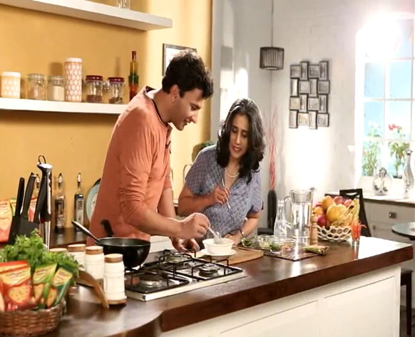 Saffola Fit Foodie with Vikas Khanna