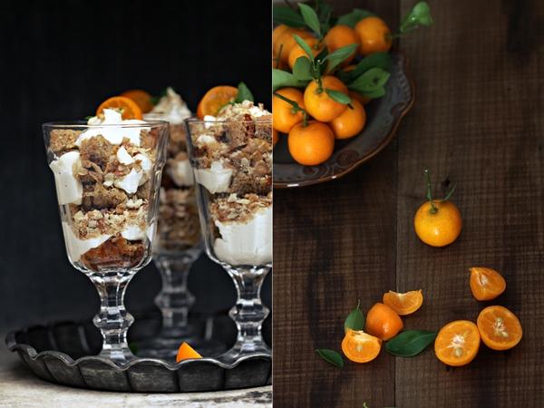 Orange Almond Cake Trifles {gluten free}