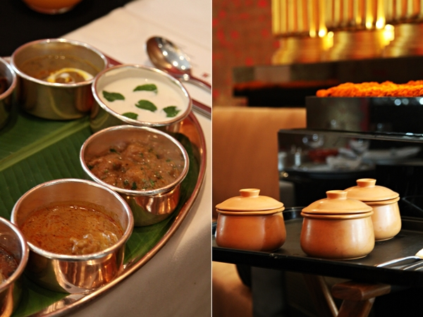 Rivaayat - A Royal Indian Experience at Saffron, Trident, Gurgaon