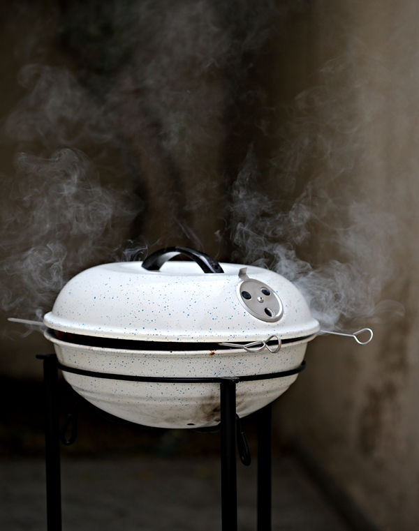 enamelware charcoal grill, flipkart