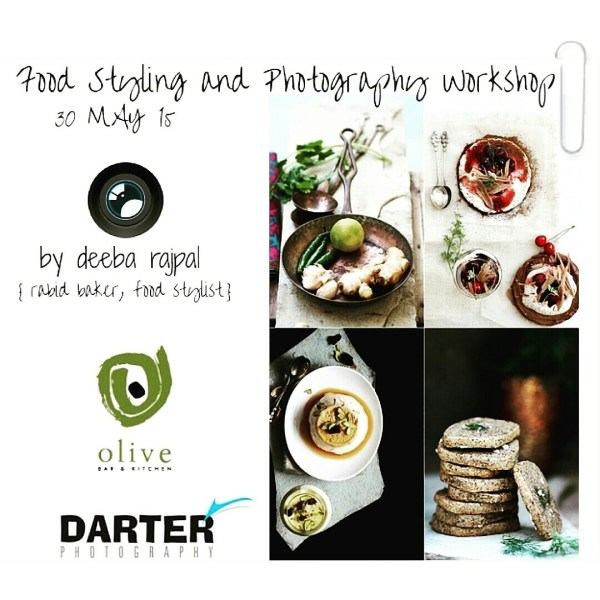 Food Styling & Photography Workshop, NCR, India