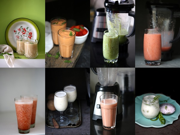 Smoothies etc