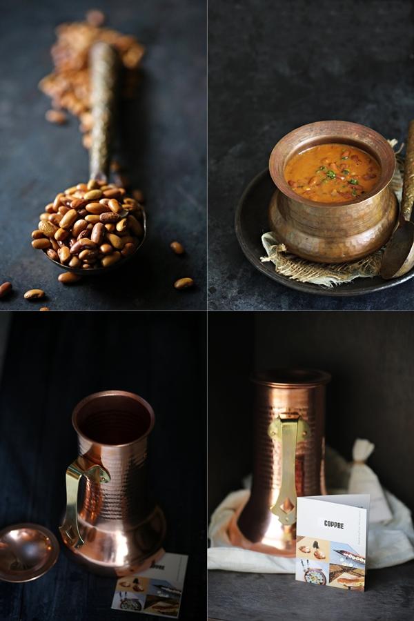 Indian copperware, Coppre