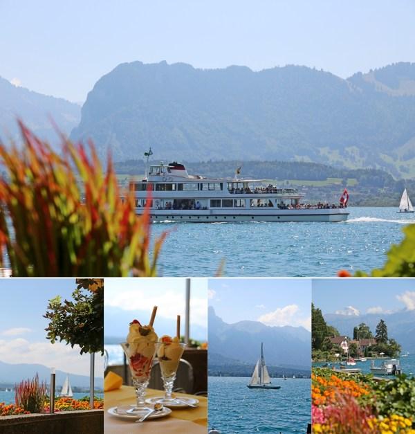 SwissMade GrandTour PAB Lunch by Lake Thun
