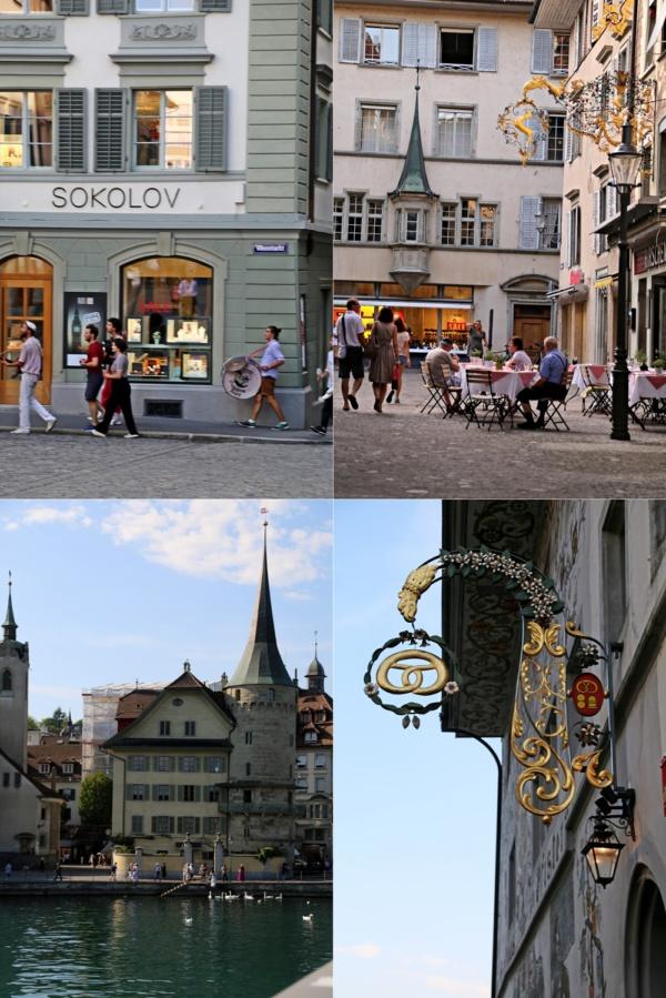 SwissMade GrandTour PAB Old City, Lucerne