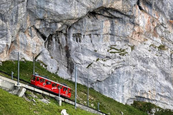 SwissMade GrandTour PAB Pilatus Bahn