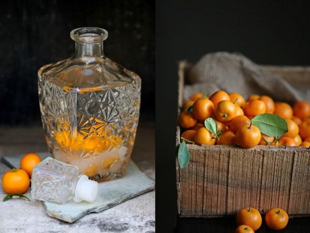 Kumquats Orange Caramel Custard... fast tracking a simple recipe, making it simpler!