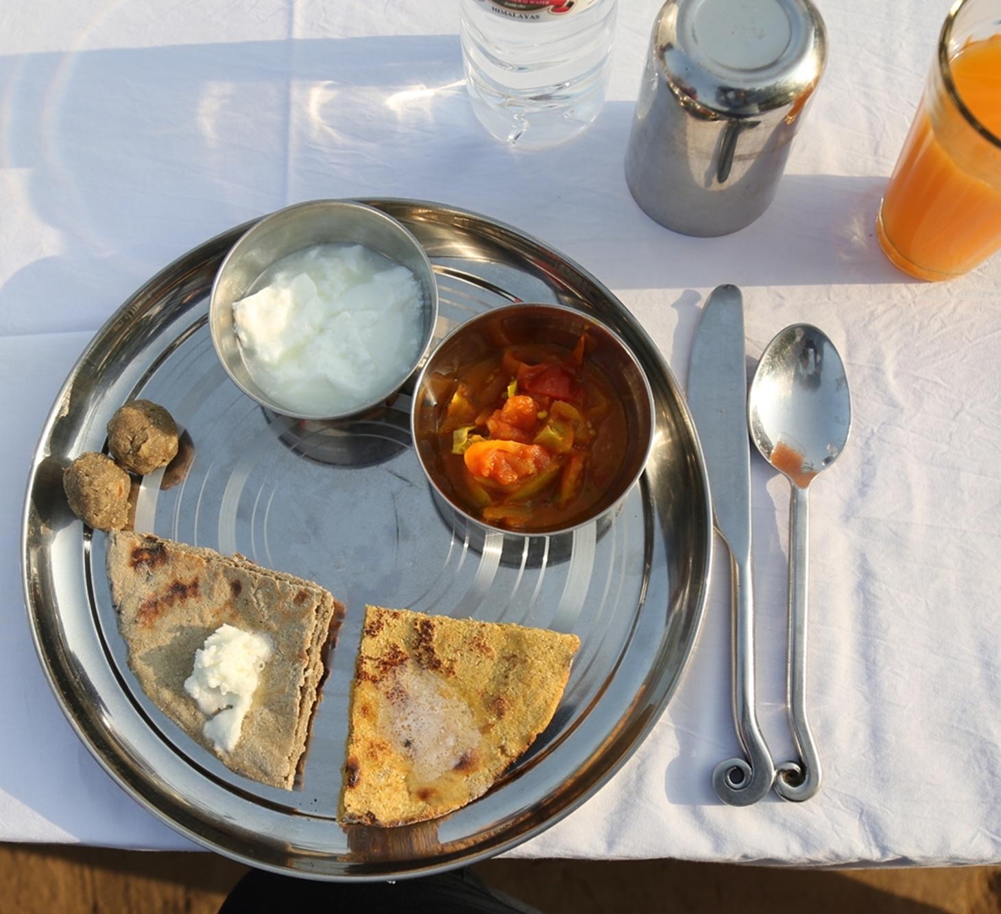 Field Breakfast, Lakshman Sagar