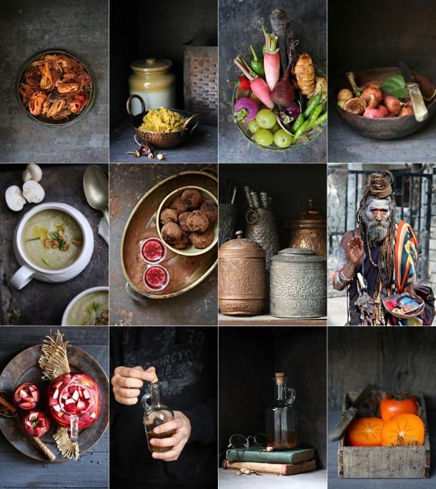 insta-collage-840x943 Baking | Wholewheat Garlic Oat Soda Bread ... Instagram inspired baking #makehalfyourgrainswhole