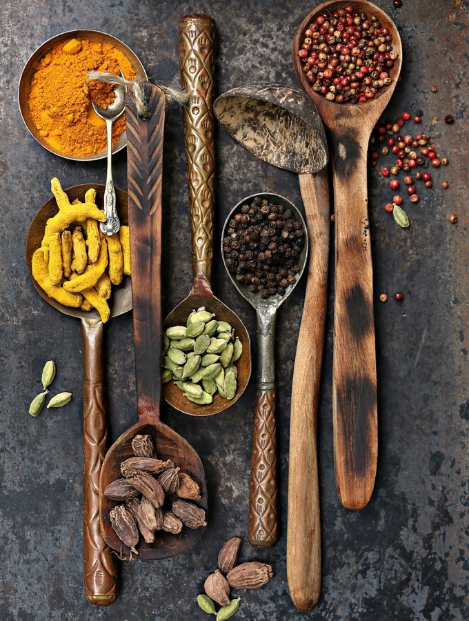 FoodTalk | The Masala Dabba #3. As we journey on, the colours pop for Spring and Holi