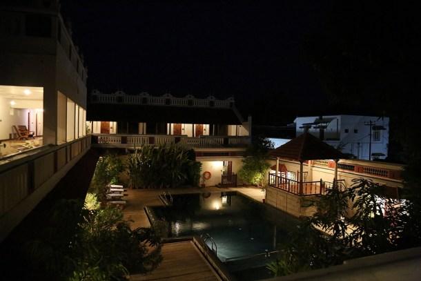 Chidambaram Vilas, Karaikudi, Chettinad, South India 5