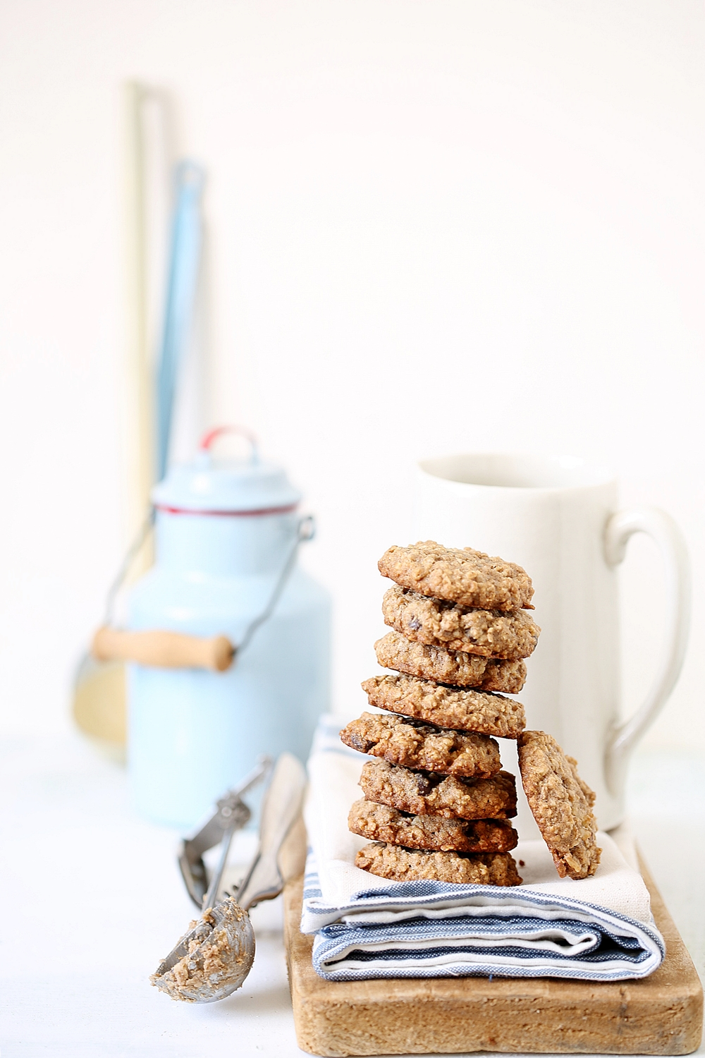 Buckwheat Oat Walnut Chippers GF