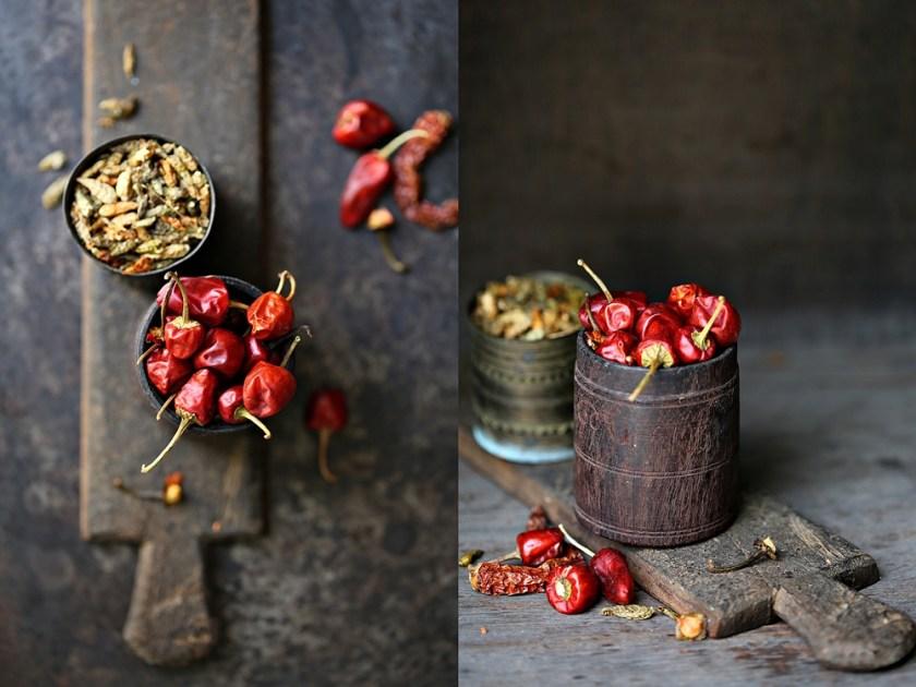 Gundu Chilies from Karaikudi