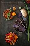 Terra vegetable chips ... & dip