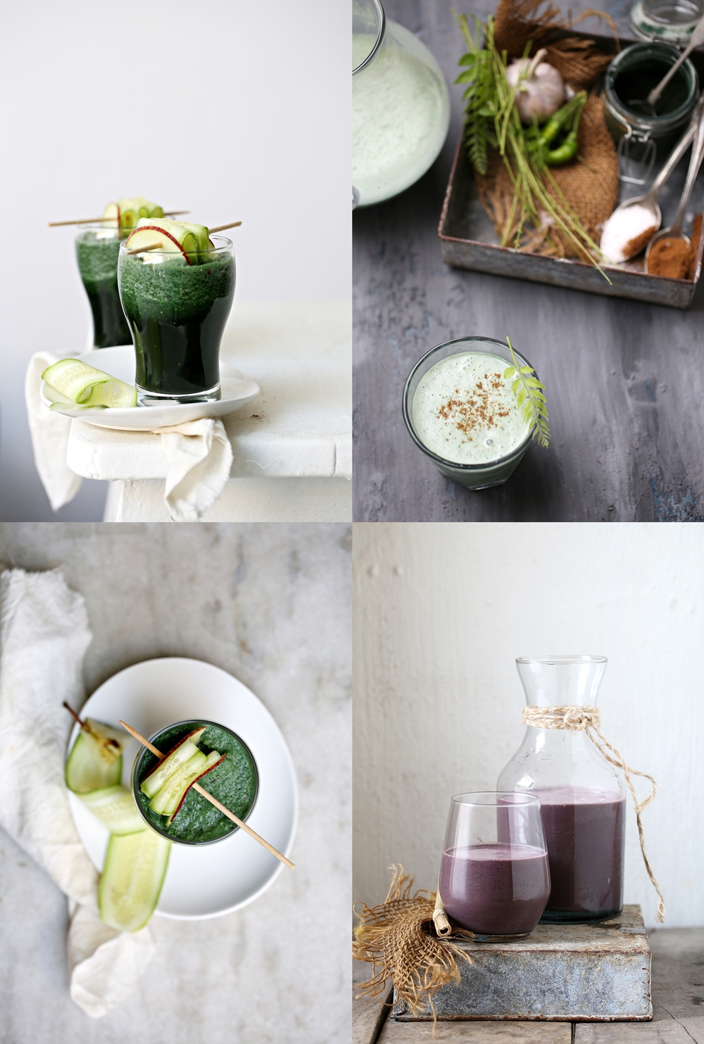 Spirulina Smoothies