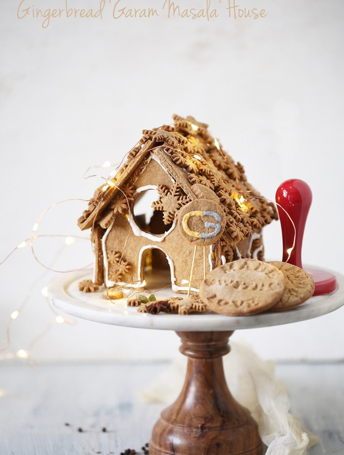 Baking | Gingerbread Garam Masala House … my dream house