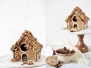 Gingerbread Garam Masala House