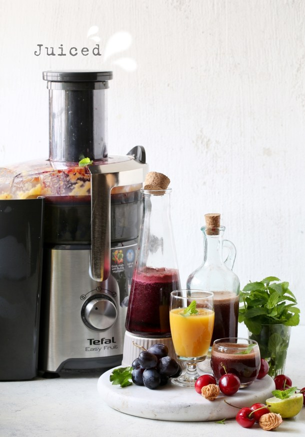 Tefal-Juicer-4 Juiced ... 3 ways with fresh juice #TefalIndia #GetTheBestOutOfEveryday