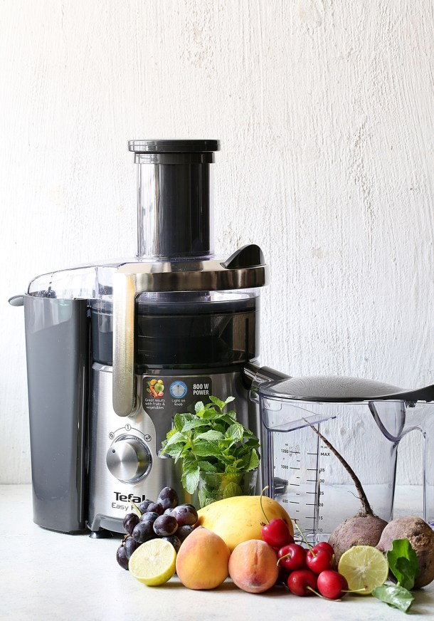Tefal-Juicer-7 Juiced ... 3 ways with fresh juice #TefalIndia #GetTheBestOutOfEveryday